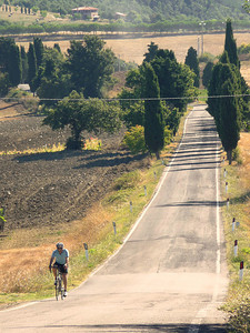 Bicycling the Best of Southern Tuscany